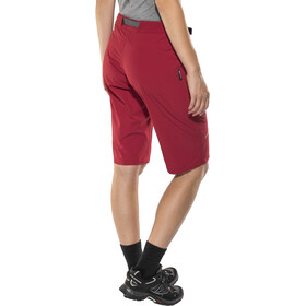 Mountain Equipment Comici Pantalones cortos Mujer, sangria